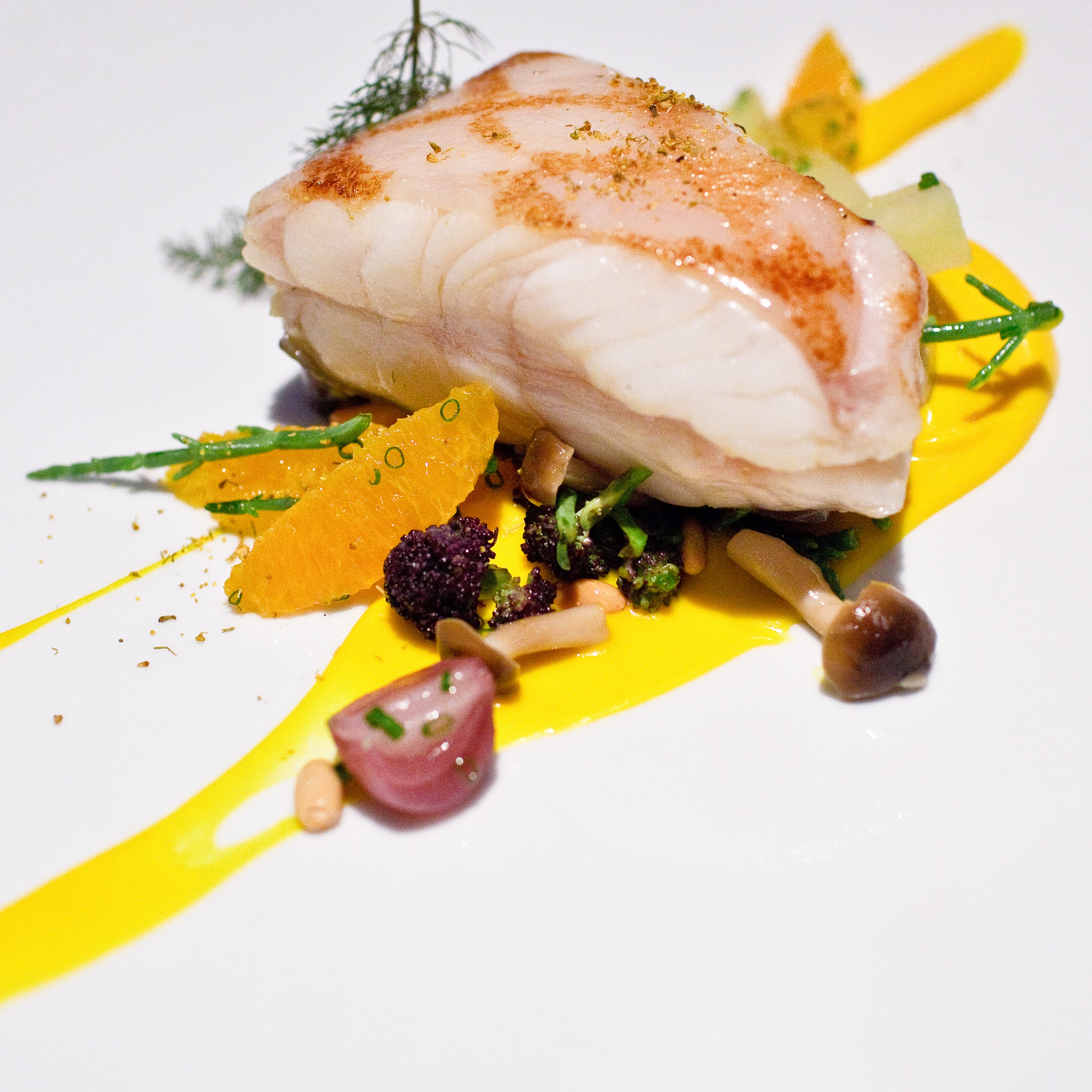 Mayfair s cuckoo club gets menu revamp goodwin 39 s gastro for Turbot fish price