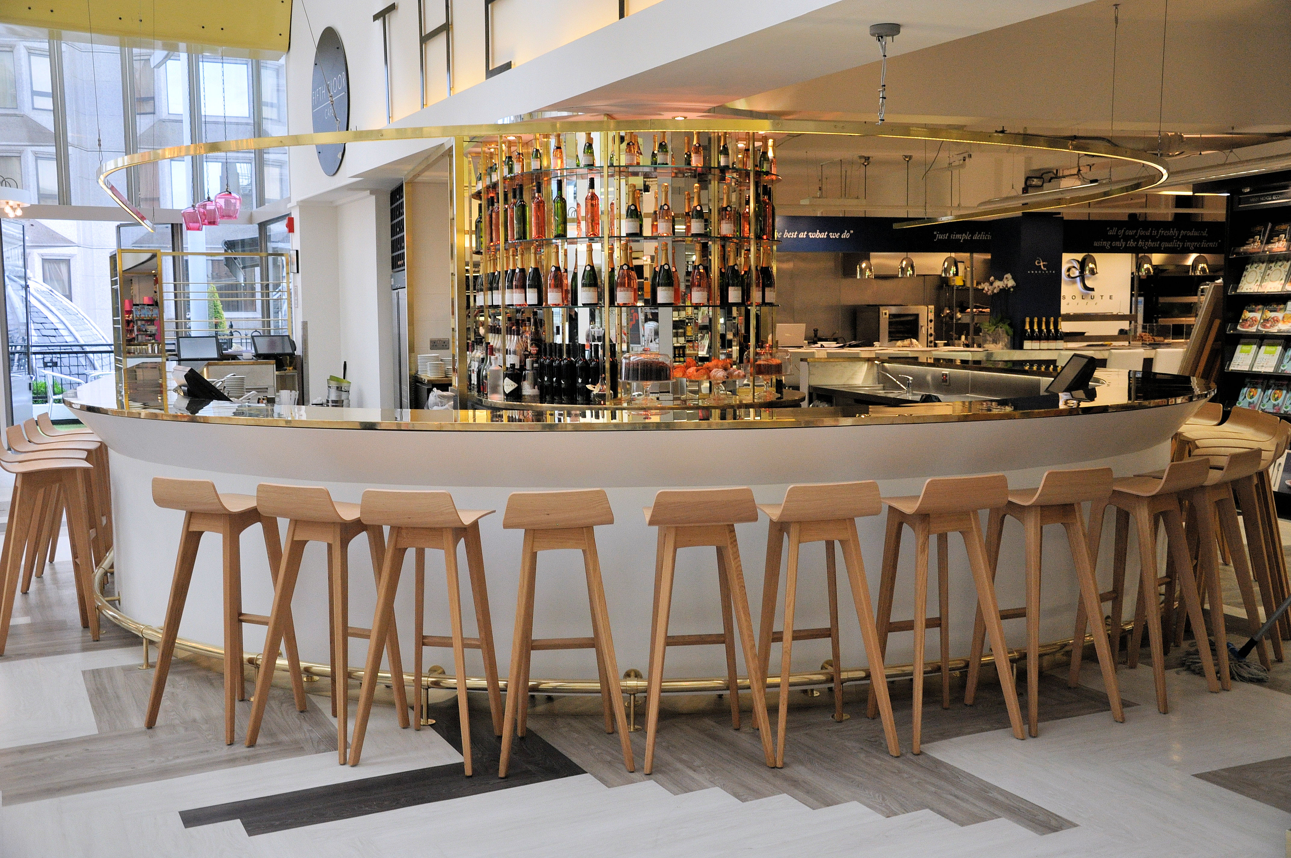 Harvey Nics 5th Floor Cafe Gets Fab Revamp Goodwin S